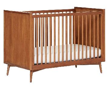 West Elm Mid Century Crib