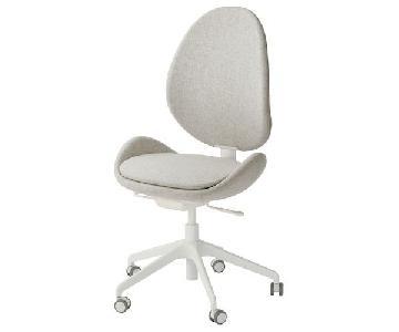 Ikea Hattefjall Adjustable Desk Chair