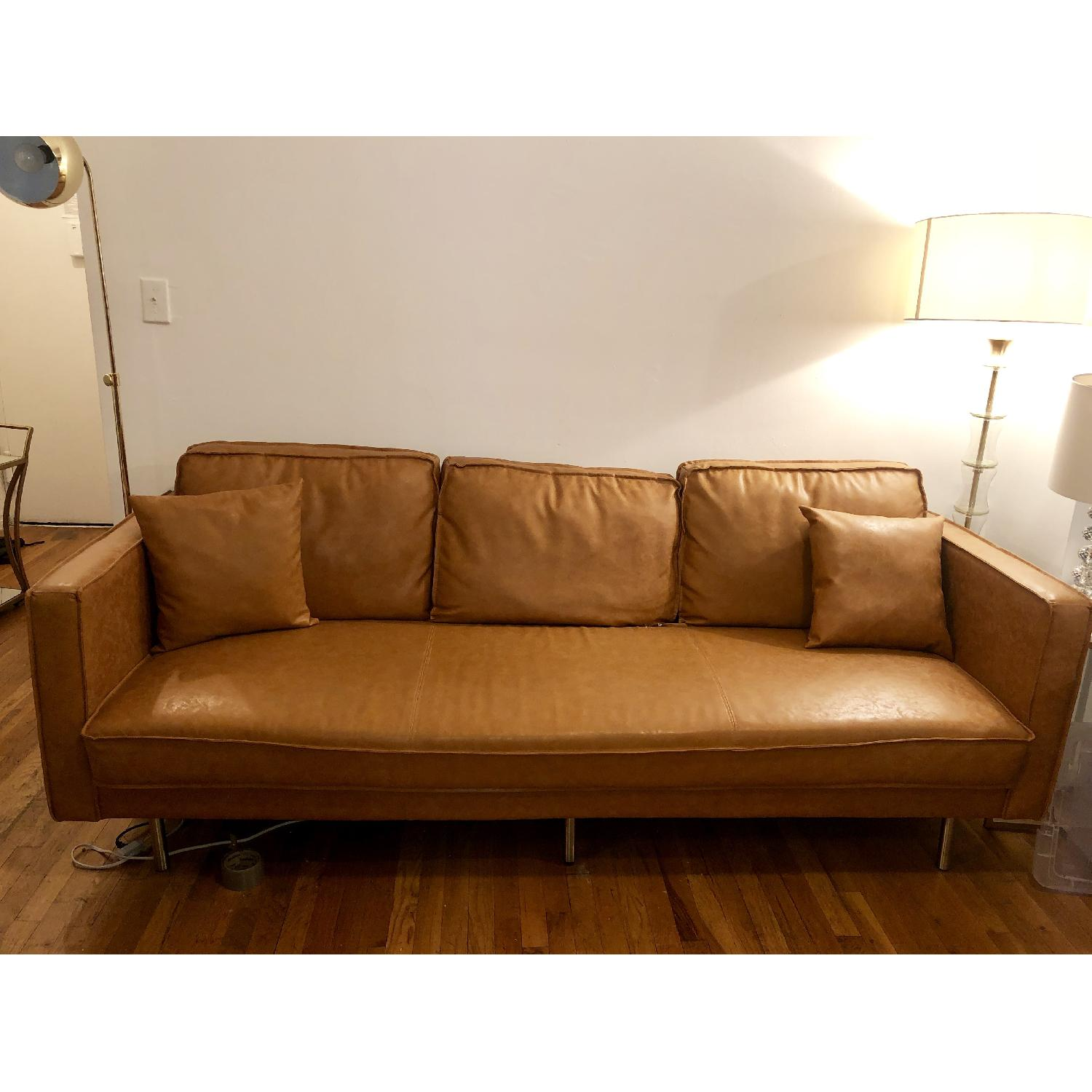 Union Rustic Manufahi Leather Sofa-0