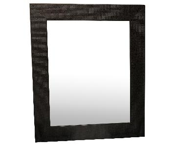 Home Goods Studded Wall Mirror