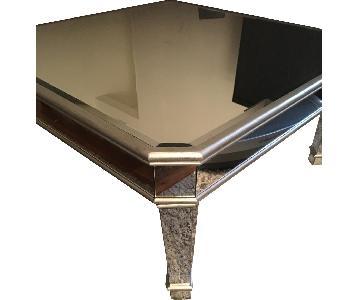 Adora Home Glass Coffee Table