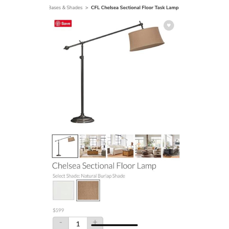 Pottery Barn Chelsea Floor Lamp-1