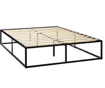 Zinus Joesph Platform Queen Bed Frame