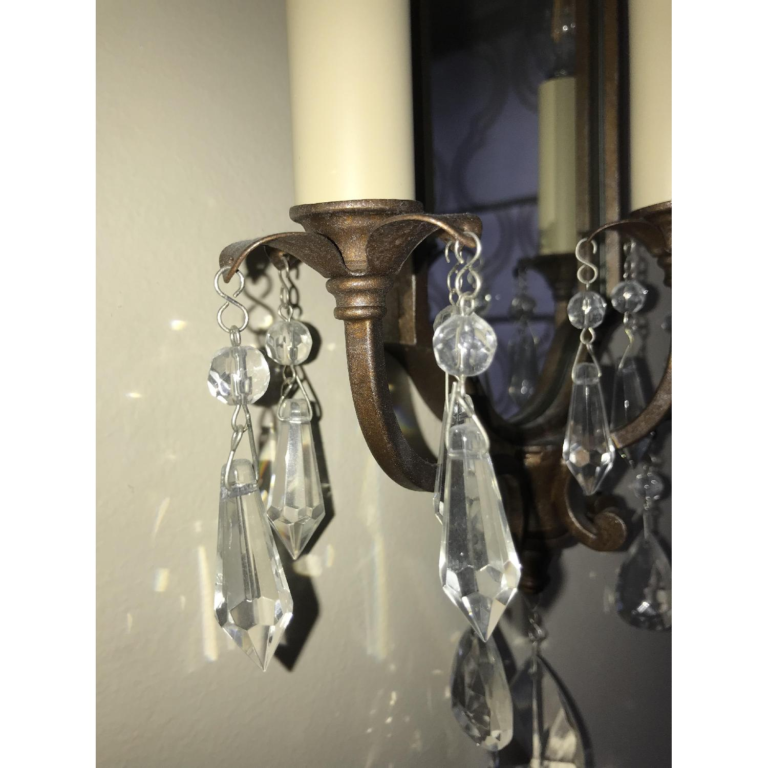 Elements Traditional Bronze Wall Sconce - image-7