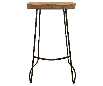 Home Goods Backless Stool