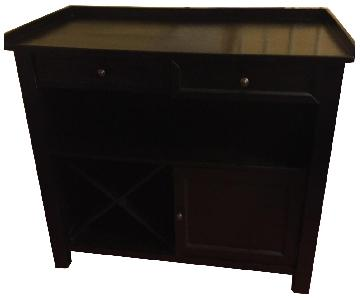 Pottery Barn Storage Console