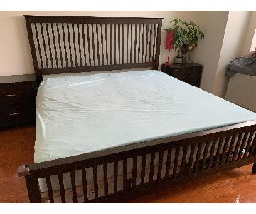Olivia King Size Bed Frame