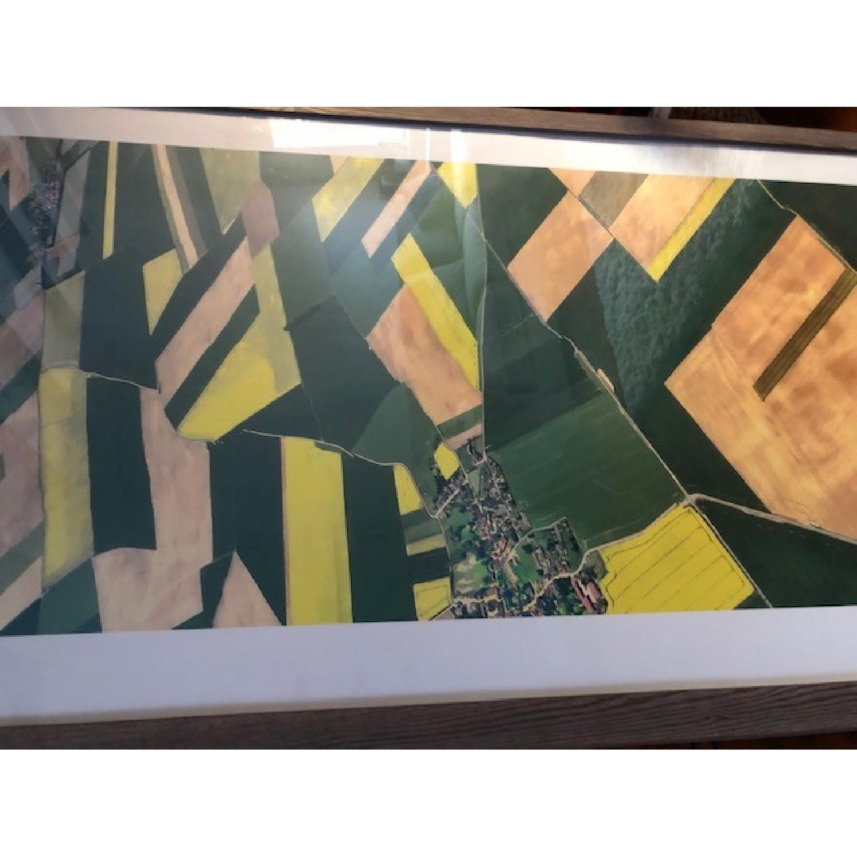 Crate & Barrel Approaching Paris Art Piece-2