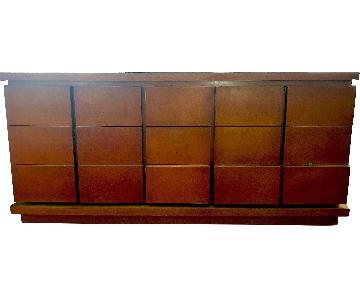 Basic-Witz Mid Century Dresser