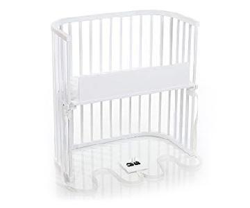 BabyBay Bedside Sleeper Crib w/ Conversion Kit
