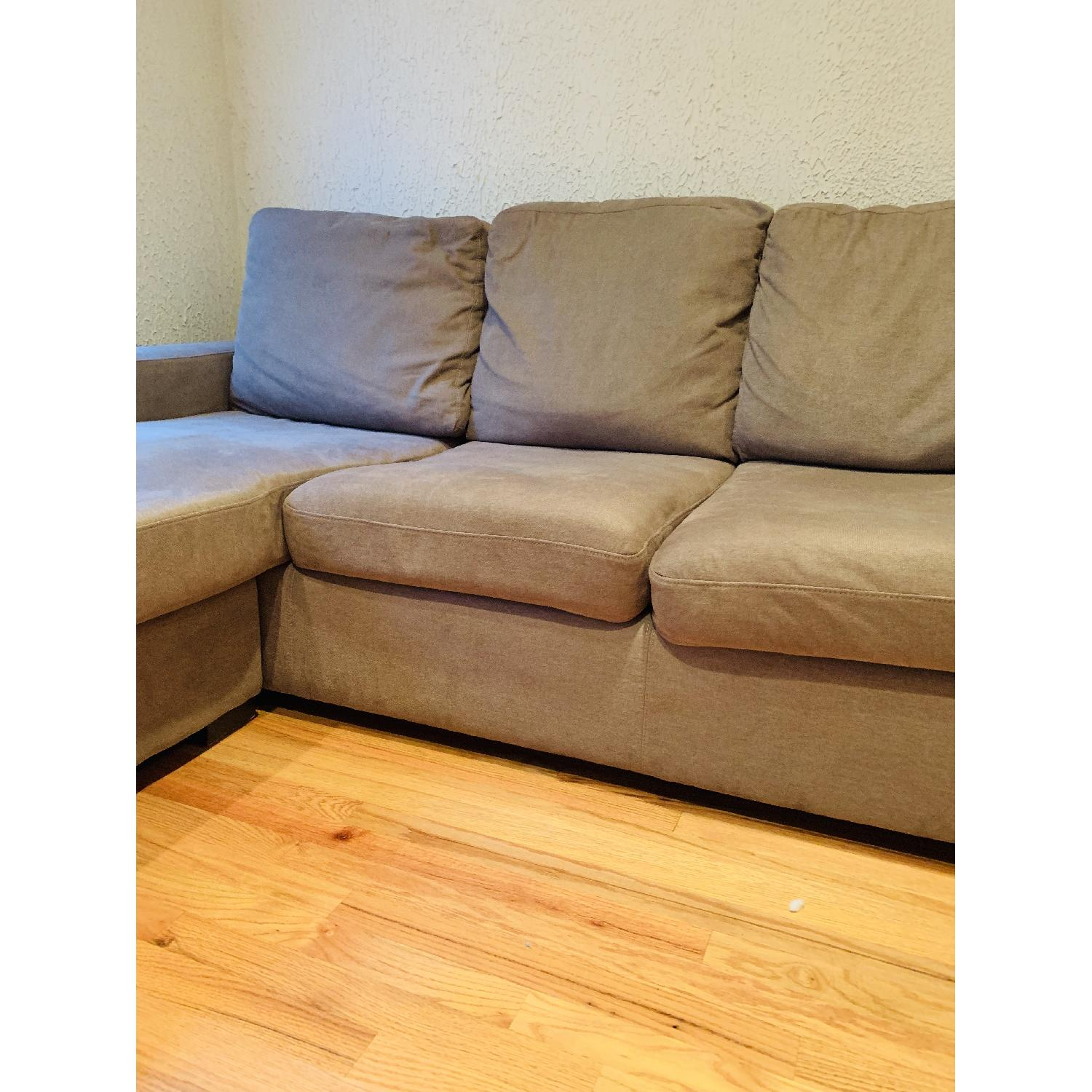 Costco 3-Piece Sectional Sofa