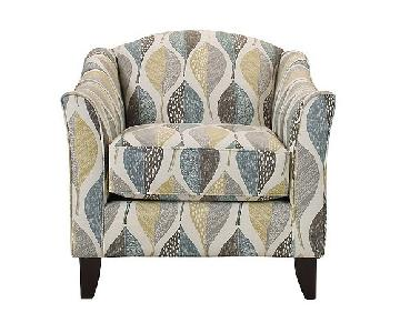 Raymour & Flanigan Willoughby Armchair
