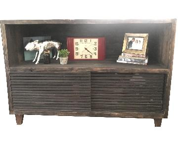 Brooklyn Flea Custom Media Bookcases