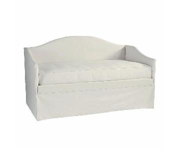 Ballard Designs Camden Daybed w/ Trundle