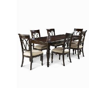 Pulaski 7 Piece Expandable Dining Set