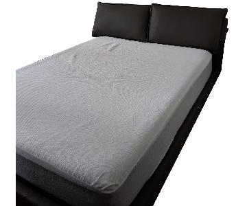 Modani Hamilton Gray Bed