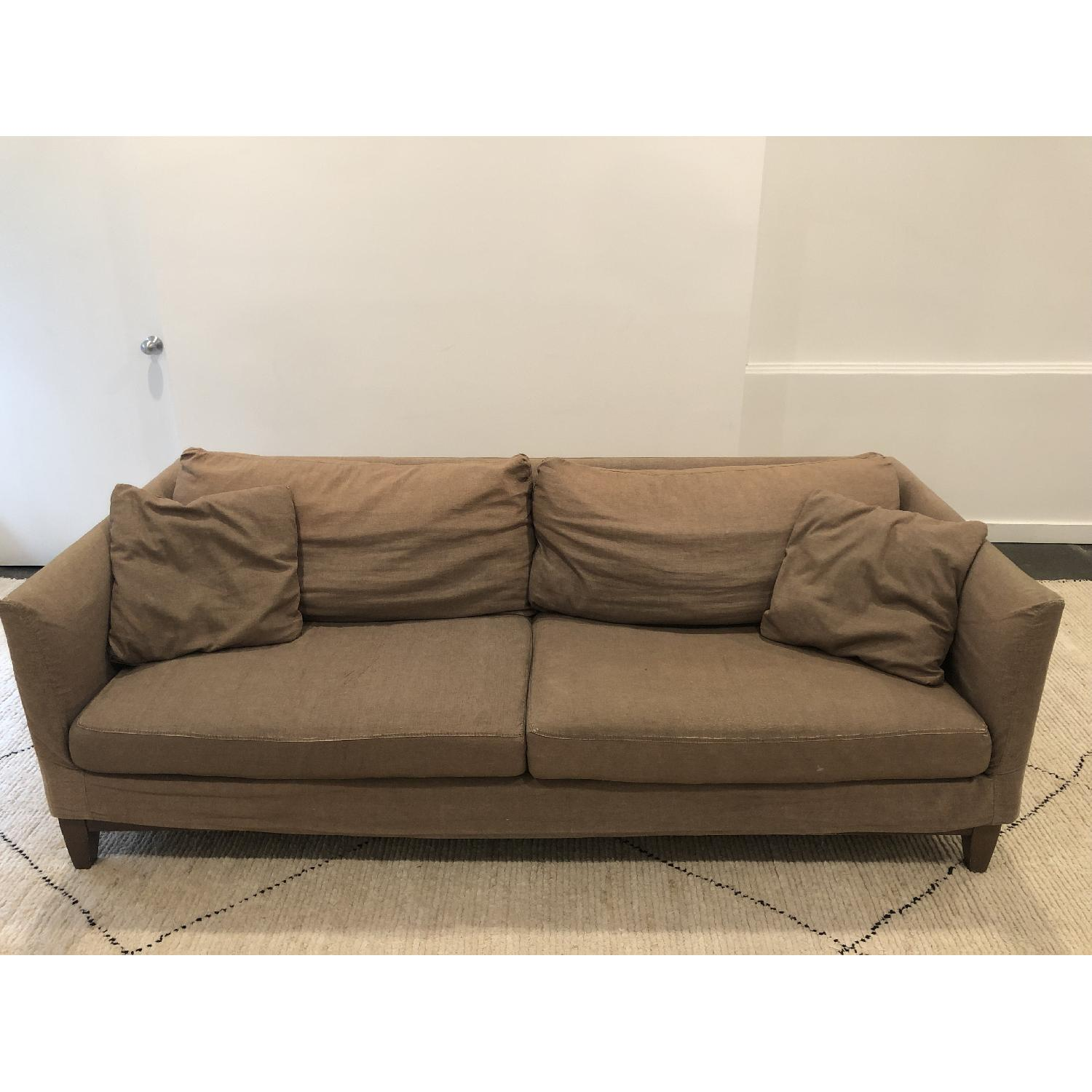 ABC Carpet & Home Two Seater Sofa