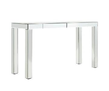 West Elm Mirror Console Table