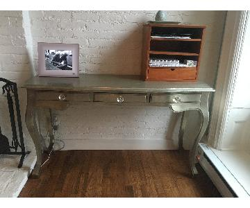 ABC Carpet and Home Shabby Chic Console Table