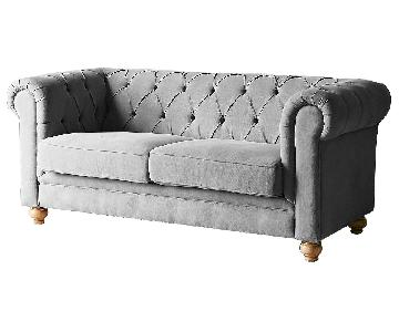 Urban Outfitters Sofia Chesterfield Sofa