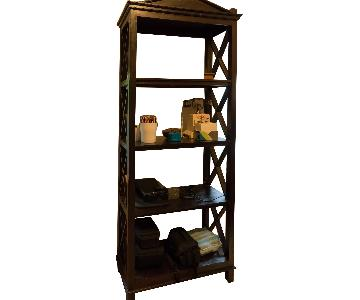 Indonesian Wooden Shelf