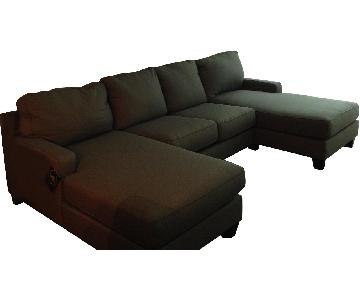 Ashley Chamberly 3 Piece Sectional Sofa