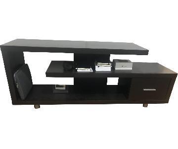 Modern Wooden TV Stand