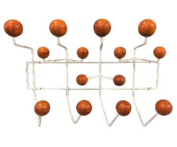 Mid-Century Eames Style Wall Rack