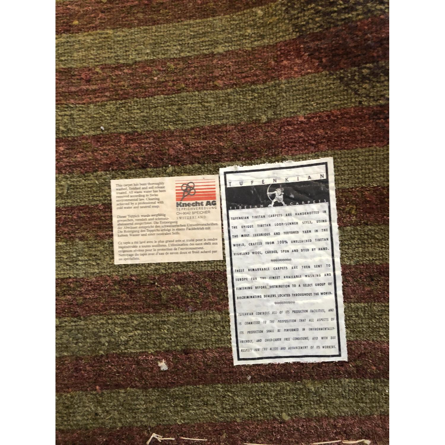 Roche Bobois Tufenkian Hand Knotted Area Rug-2