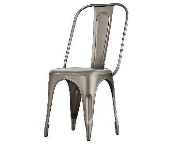 Restoration Hardware Modern Industrial Dining Chair