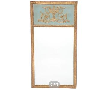 Empire Style Wall Mirror