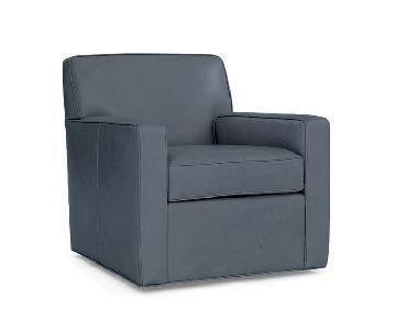 Mitchell Gold + Bob Williams Felix Full Swivel Chair