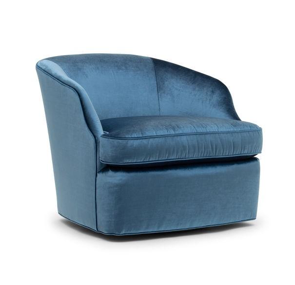 Mitchell Gold + Bob Williams Aries Full Swivel Chair
