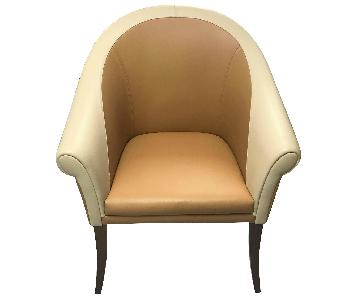 Poltrona Frau Sinan Armchair