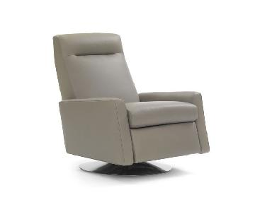 Mitchell Gold + Bob Williams Tilton Leather Recliner