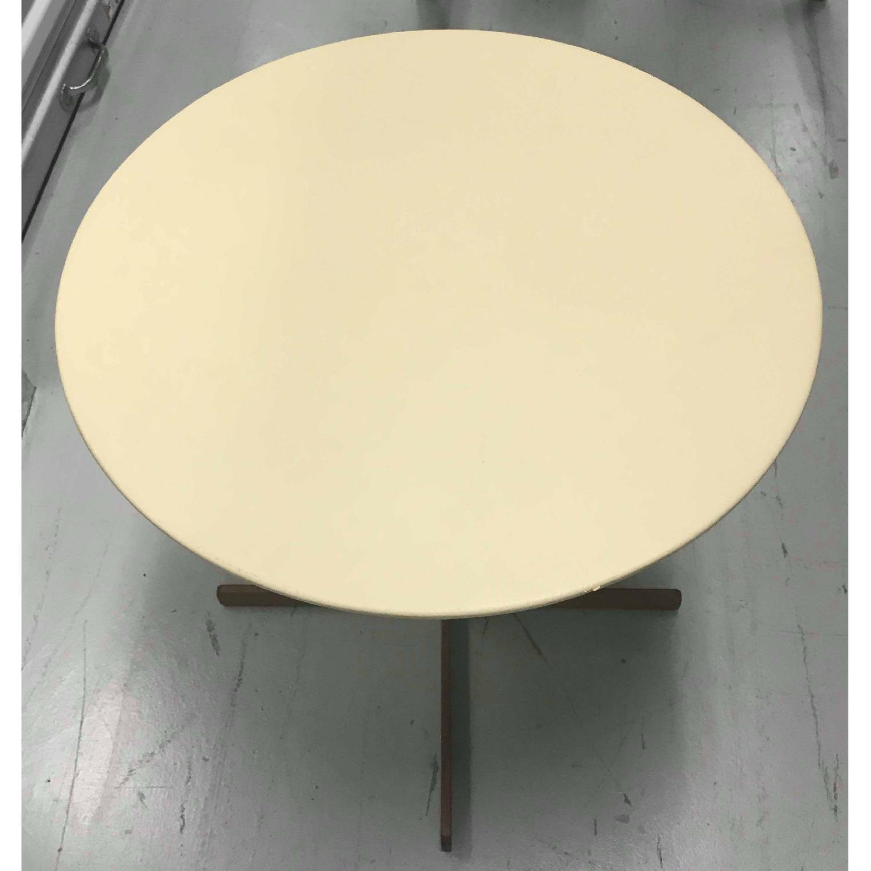 Poltrona Frau Bob Leather Top Coffee Table-1