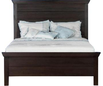 Modus Furniture Freedman Full Platform Bed Frame