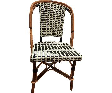 Maison Drucker French Bistro Chairs