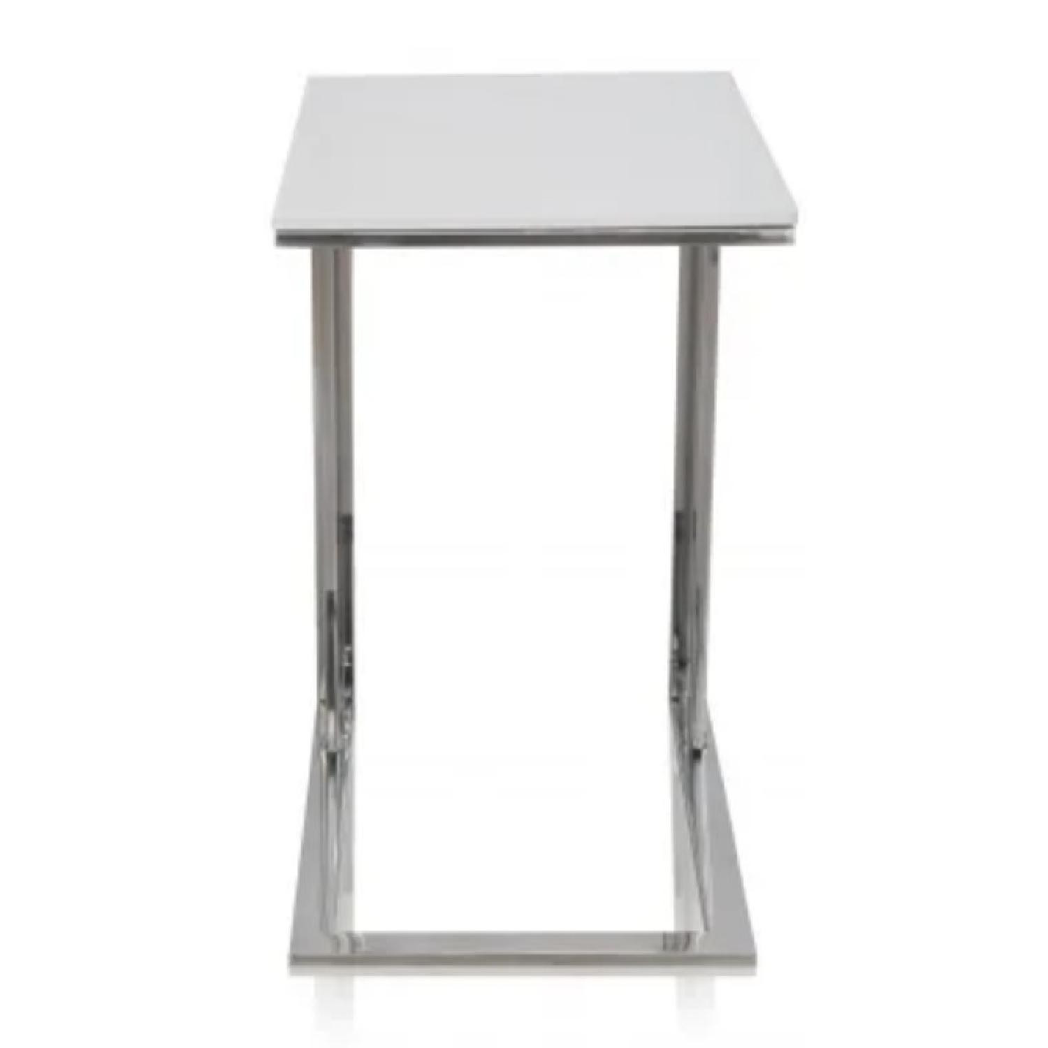 Modani Khloe White Side Tables-0