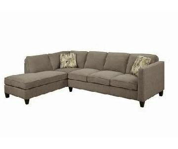 Mercury Row Loukianos Sectional Sofa