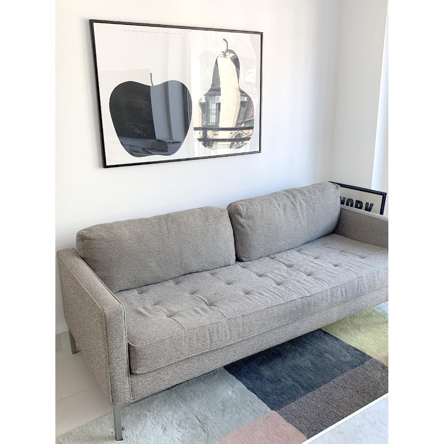 Blu Dot Paramount Sofa in Sanford Black