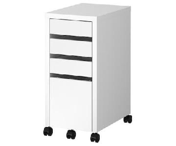 Ikea Micke Drawer Unit/Filing Cabinet