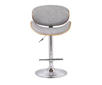 Orren Ellis Erma Adjustable Height Swivel Stools
