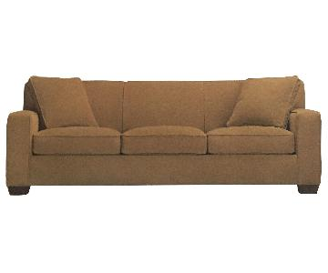 Crate & Barrel Cameron Queen Sleeper Sofa