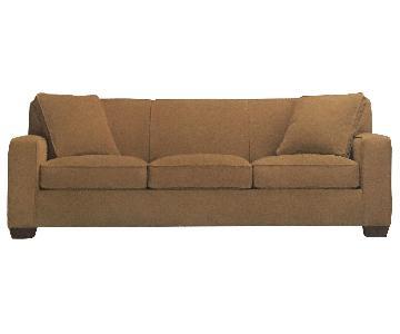 Crate & Barrel Cameron Queen Sleeper Sofa