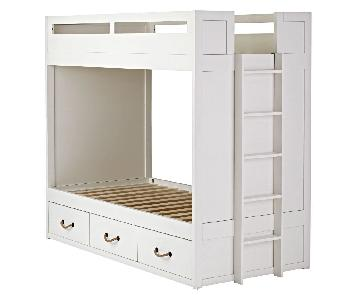 The Land of Nod Topside Twin Bunk Bed