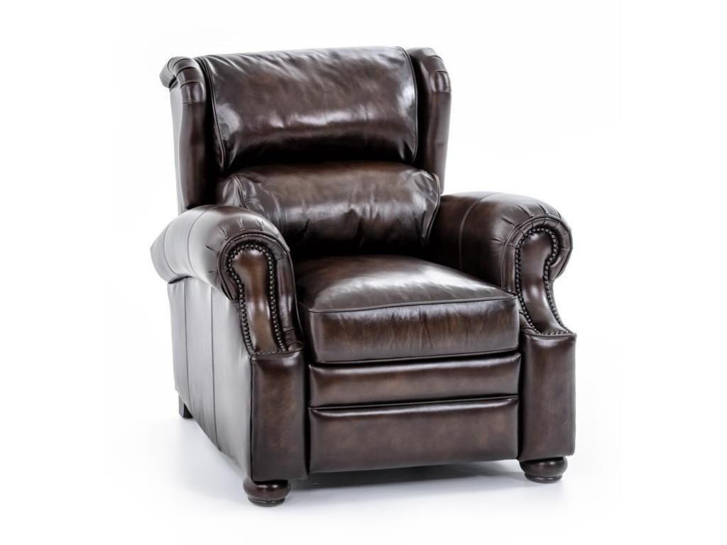 Bernhardt Warner Leather Recliners