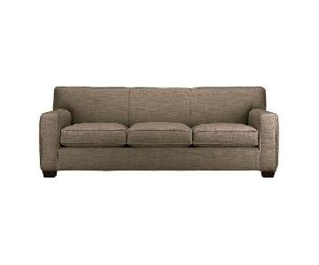 Crate & Barrel 3 Seater Sofa