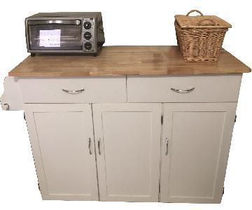 Kitchen Storage/Bar Unit