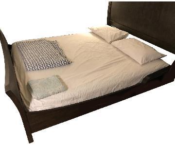 Vintage Wooden King Sized Bed